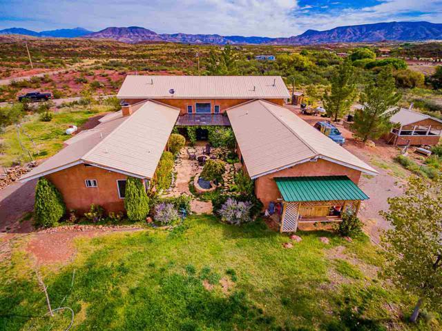 11 Cross Creek Rd, Tularosa, NM 88352 (MLS #159047) :: Assist-2-Sell Buyers and Sellers Preferred Realty