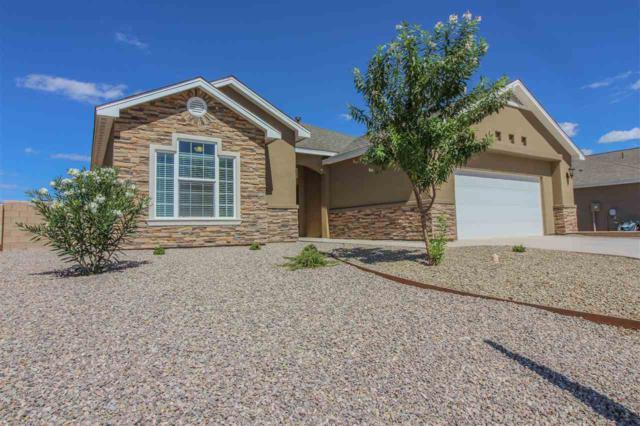 809 Shiprock, Alamogordo, NM 88310 (MLS #159128) :: Assist-2-Sell Buyers and Sellers Preferred Realty