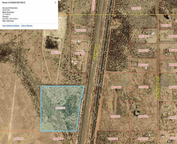 Us Hwy 54S, Alamogordo, NM 88310 (MLS #159412) :: Assist-2-Sell Buyers and Sellers Preferred Realty