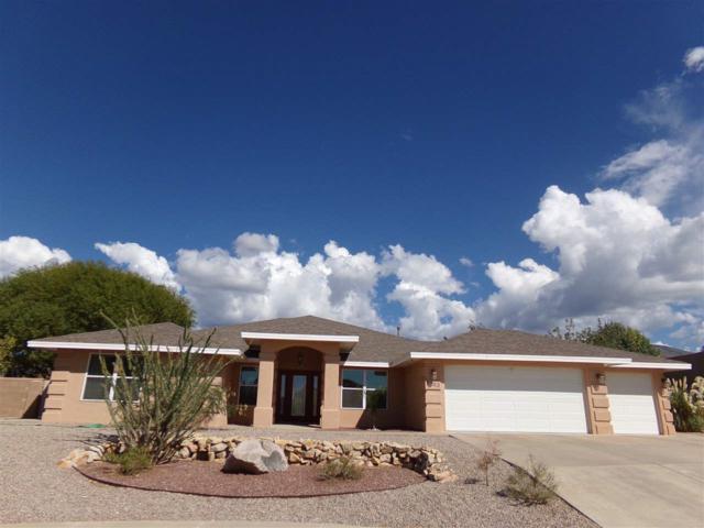 2063 Calle De Vistas, Alamogordo, NM 88310 (MLS #159418) :: Assist-2-Sell Buyers and Sellers Preferred Realty