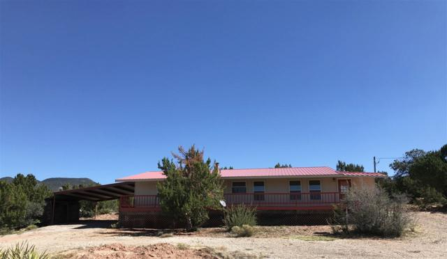 172 La Luz Canyon, La Luz, NM 88337 (MLS #159518) :: Assist-2-Sell Buyers and Sellers Preferred Realty