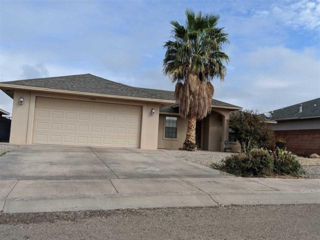 1105 San Cristo St, Alamogordo, NM 88310 (MLS #159554) :: Assist-2-Sell Buyers and Sellers Preferred Realty