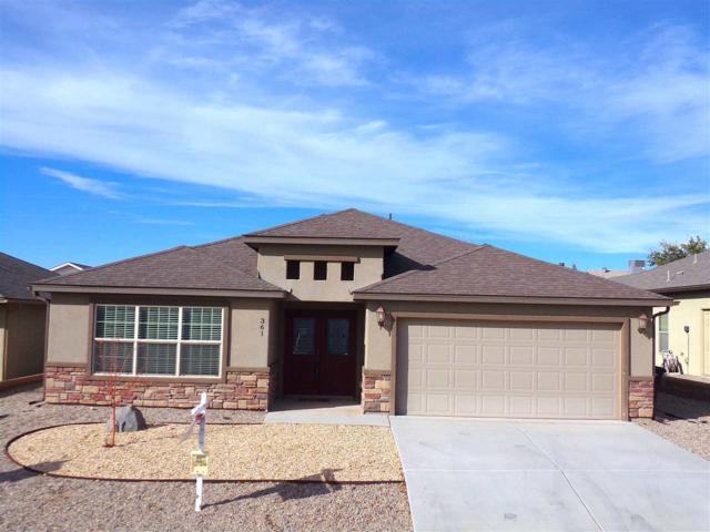 361 Palo Duro, Alamogordo, NM 88310 (MLS #159632) :: Assist-2-Sell Buyers and Sellers Preferred Realty