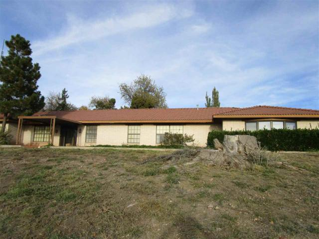 19 Six Springs Rd, La Luz, NM 88337 (MLS #159652) :: Assist-2-Sell Buyers and Sellers Preferred Realty