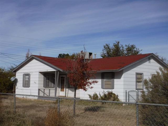 1009 Old Mescalero Rd, Tularosa, NM 88352 (MLS #159705) :: Assist-2-Sell Buyers and Sellers Preferred Realty