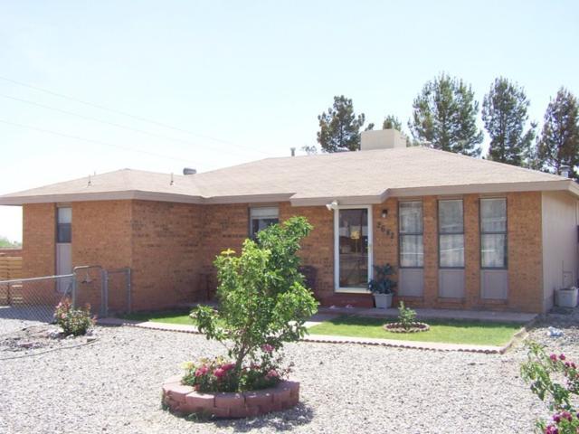 2682 Walker Av, Alamogordo, NM 88310 (MLS #159710) :: Assist-2-Sell Buyers and Sellers Preferred Realty