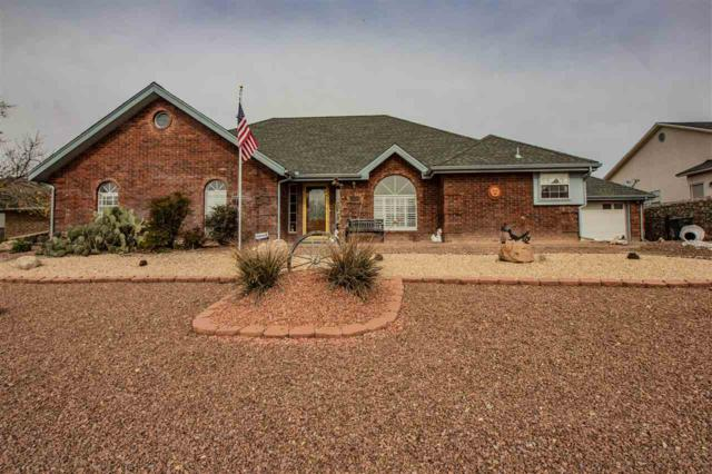 2256 Cherry Hills Ct, Alamogordo, NM 88310 (MLS #159763) :: Assist-2-Sell Buyers and Sellers Preferred Realty