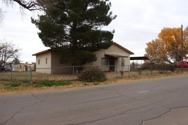 301 S Bookout Rd, Tularosa, NM 88352 (MLS #159773) :: Assist-2-Sell Buyers and Sellers Preferred Realty
