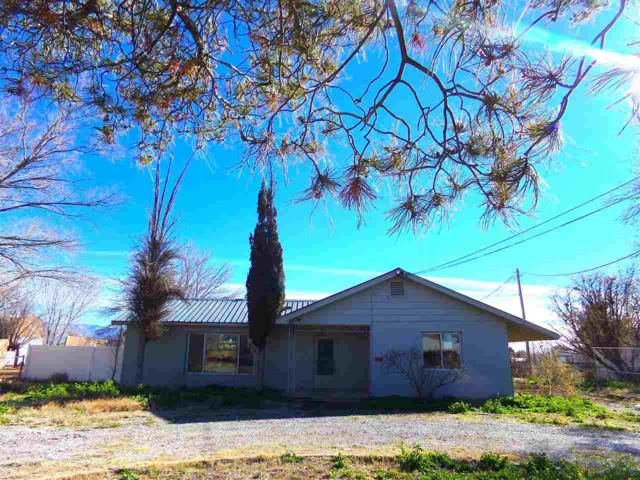 700 Old Mescalero Rd, Tularosa, NM 88352 (MLS #159897) :: Assist-2-Sell Buyers and Sellers Preferred Realty