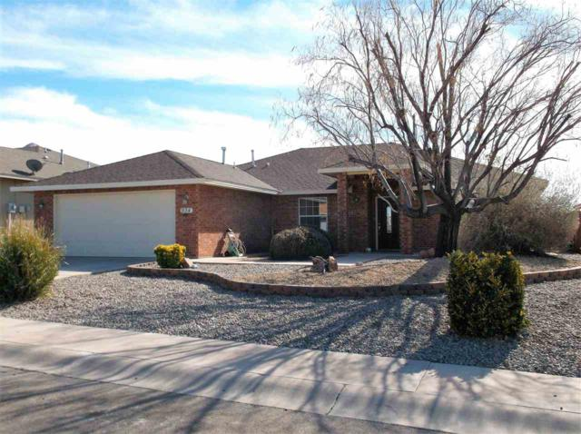 934 Arroyo Seco, Alamogordo, NM 88310 (MLS #159940) :: Assist-2-Sell Buyers and Sellers Preferred Realty