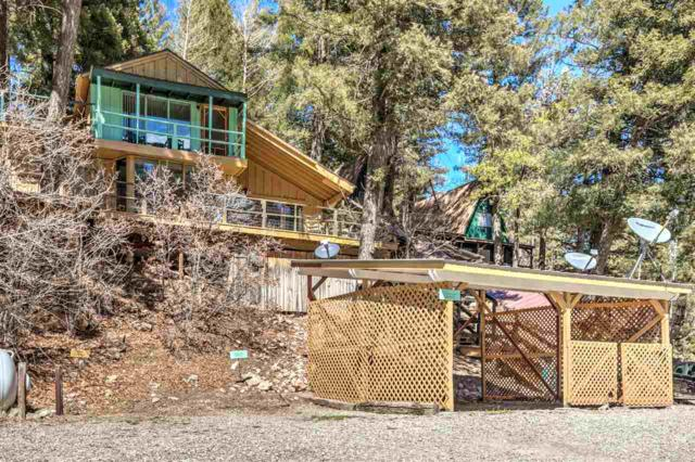 802 Chautauqua Canyon Blvd #3, Cloudcroft, NM 88317 (MLS #159945) :: Assist-2-Sell Buyers and Sellers Preferred Realty