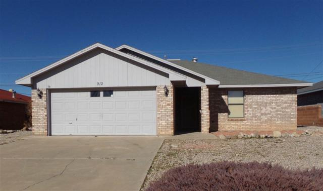 912 Sherwood Dr, Alamogordo, NM 88310 (MLS #159946) :: Assist-2-Sell Buyers and Sellers Preferred Realty