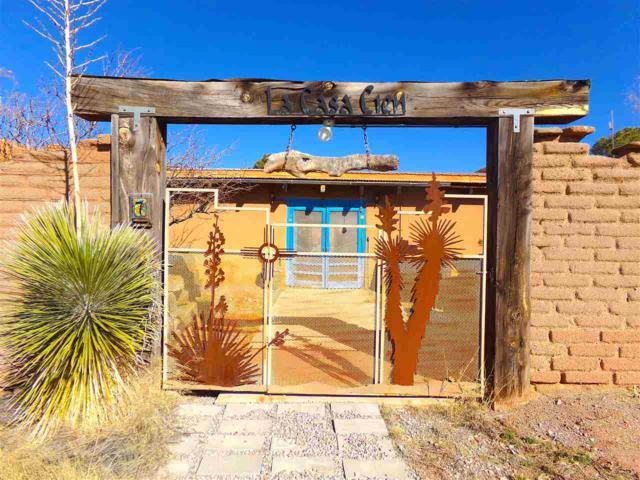 7 Villa Virginia, La Luz, NM 88337 (MLS #160053) :: Assist-2-Sell Buyers and Sellers Preferred Realty