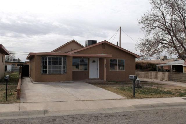 1604 Eighth St, Alamogordo, NM 88310 (MLS #160054) :: Assist-2-Sell Buyers and Sellers Preferred Realty