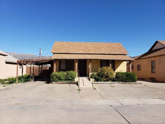 912 Texas Av #0, Alamogordo, NM 88310 (MLS #160175) :: Assist-2-Sell Buyers and Sellers Preferred Realty