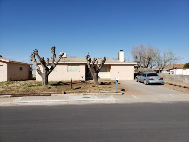 1313 Spruce Av, Alamogordo, NM 88310 (MLS #160209) :: Assist-2-Sell Buyers and Sellers Preferred Realty
