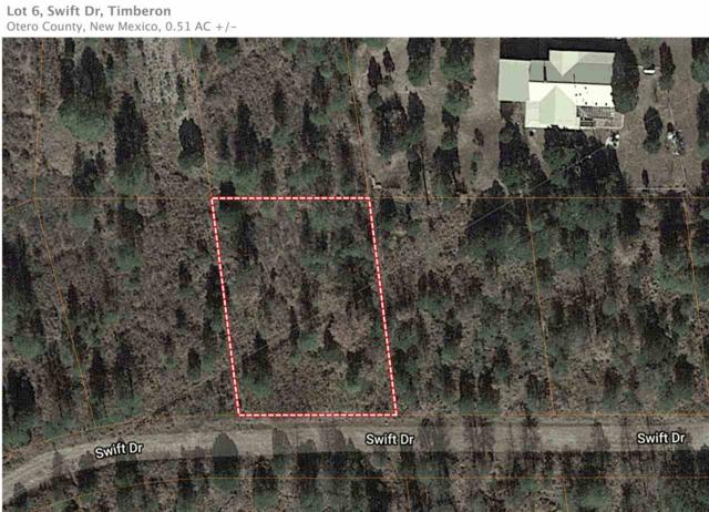 Lot 131 Swift Dr, Timberon, NM 88350 (MLS #160277) :: Assist-2-Sell Buyers and Sellers Preferred Realty