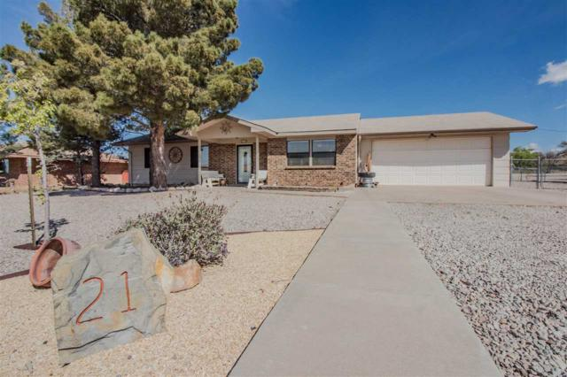 21 Calle Cadena, La Luz, NM 88337 (MLS #160356) :: Assist-2-Sell Buyers and Sellers Preferred Realty