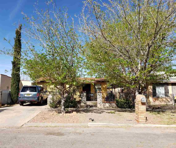 207 Delaware Av, Alamogordo, NM 88310 (MLS #160458) :: Assist-2-Sell Buyers and Sellers Preferred Realty