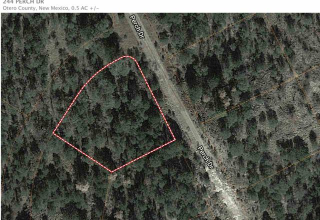 244 Perch Dr, Timberon, NM 88350 (MLS #160547) :: Assist-2-Sell Buyers and Sellers Preferred Realty