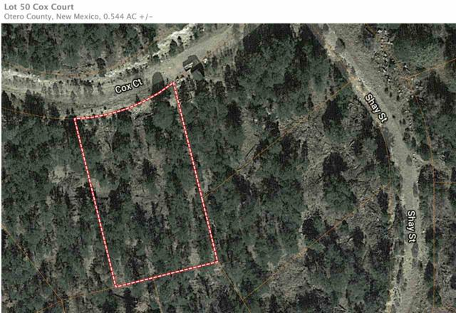 LOT 50 Cox Ct, Timberon, NM 88350 (MLS #160552) :: Assist-2-Sell Buyers and Sellers Preferred Realty