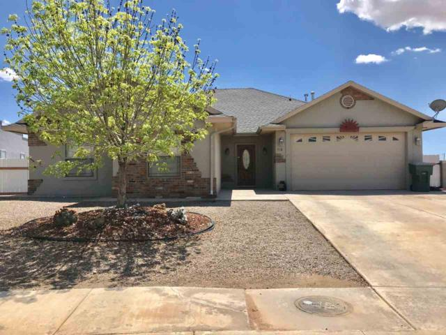 318 Bandolier, Alamogordo, NM 88310 (MLS #160553) :: Assist-2-Sell Buyers and Sellers Preferred Realty