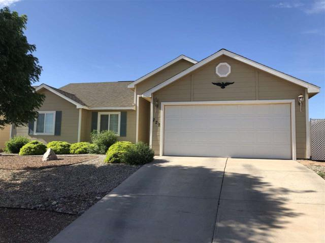 221 Burnage Ln, Alamogordo, NM 88310 (MLS #160669) :: Assist-2-Sell Buyers and Sellers Preferred Realty