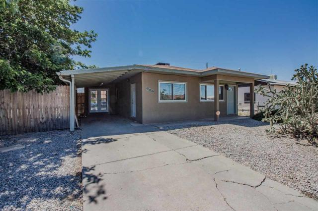 906 Arapaho Trl, Alamogordo, NM 88310 (MLS #160685) :: Assist-2-Sell Buyers and Sellers Preferred Realty