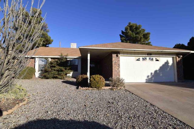 108 Sunrise Av #10, Alamogordo, NM 88310 (MLS #160722) :: Assist-2-Sell Buyers and Sellers Preferred Realty