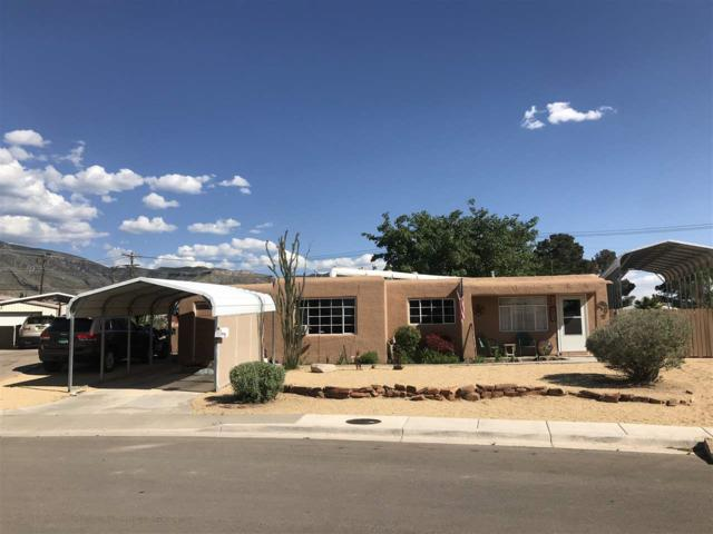 1724 Buena Vista Corte, Alamogordo, NM 88310 (MLS #160770) :: Assist-2-Sell Buyers and Sellers Preferred Realty