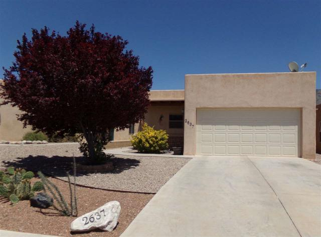 2637 Las Alturas Ct, Alamogordo, NM 88310 (MLS #160785) :: Assist-2-Sell Buyers and Sellers Preferred Realty