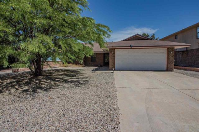 1406 Lindberg Av, Alamogordo, NM 88310 (MLS #160801) :: Assist-2-Sell Buyers and Sellers Preferred Realty