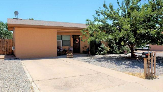 1206 Nineteenth St, Alamogordo, NM 88310 (MLS #160835) :: Assist-2-Sell Buyers and Sellers Preferred Realty