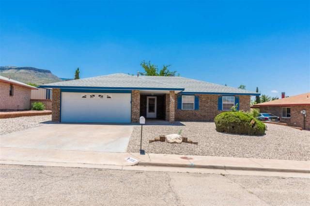3106 Thunder Rd, Alamogordo, NM 88310 (MLS #160874) :: Assist-2-Sell Buyers and Sellers Preferred Realty
