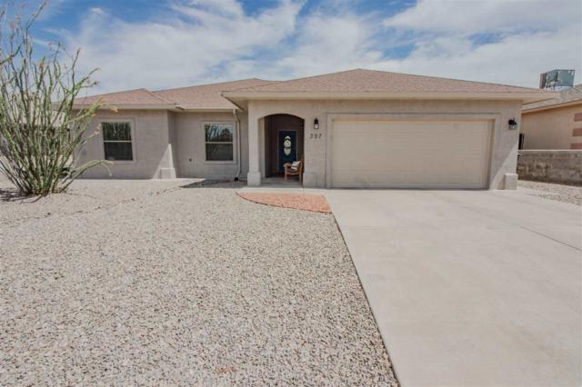 397 Gila, Alamogordo, NM 88310 (MLS #160953) :: Assist-2-Sell Buyers and Sellers Preferred Realty