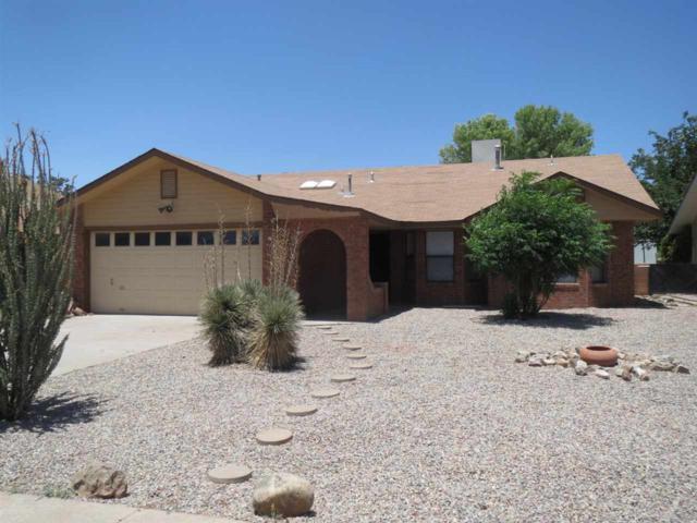 1436 Lindberg Av, Alamogordo, NM 88310 (MLS #160960) :: Assist-2-Sell Buyers and Sellers Preferred Realty