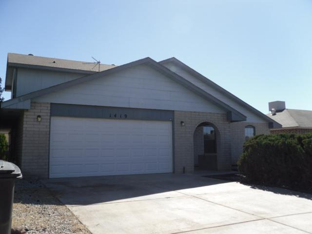 1419 Columbia Av, Alamogordo, NM 88310 (MLS #161013) :: Assist-2-Sell Buyers and Sellers Preferred Realty