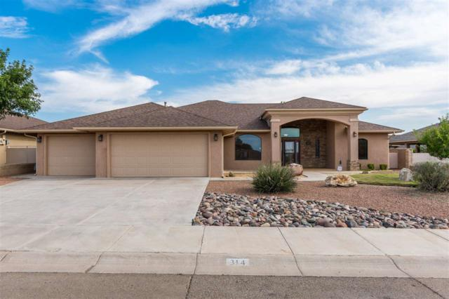 314 Casa De Suenos, Alamogordo, NM 88310 (MLS #161172) :: Assist-2-Sell Buyers and Sellers Preferred Realty