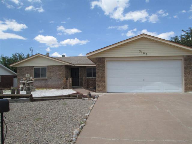 3103 Shawnee Trl, Alamogordo, NM 88310 (MLS #161184) :: Assist-2-Sell Buyers and Sellers Preferred Realty