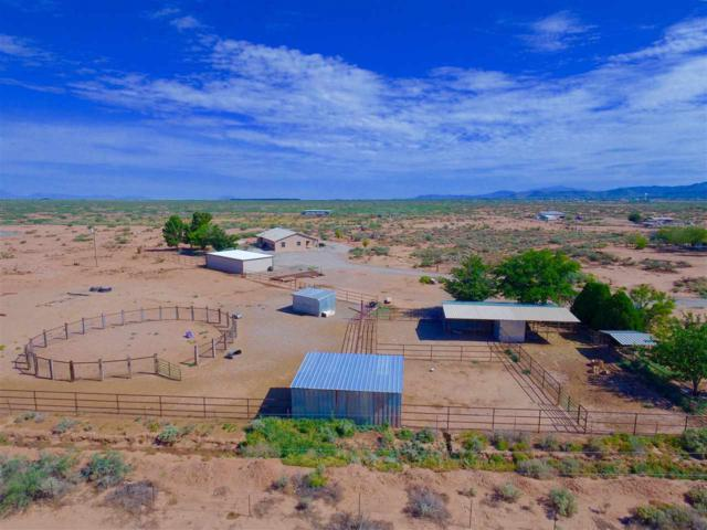 55 Equus, Alamogordo, NM 88310 (MLS #161226) :: Assist-2-Sell Buyers and Sellers Preferred Realty