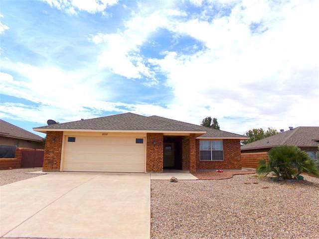 852 Hermoso El Sol, Alamogordo, NM 88310 (MLS #161235) :: Assist-2-Sell Buyers and Sellers Preferred Realty