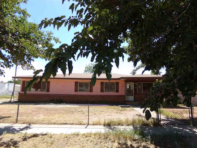 609 Madison Av, Alamogordo, NM 88310 (MLS #161245) :: Assist-2-Sell Buyers and Sellers Preferred Realty