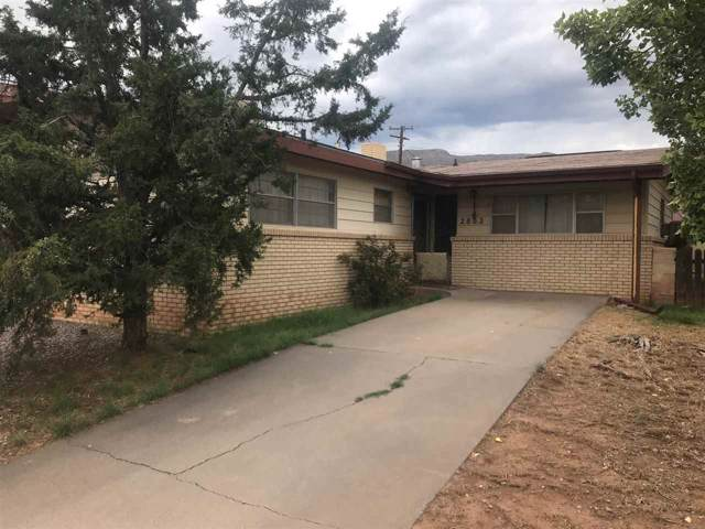 2802 Highland Dr, Alamogordo, NM 88310 (MLS #161277) :: Assist-2-Sell Buyers and Sellers Preferred Realty
