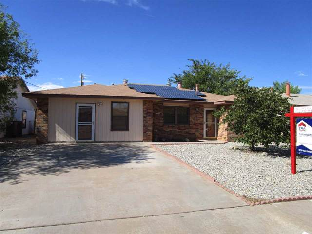 1305 Twenty-Fourth St, Alamogordo, NM 88310 (MLS #161280) :: Assist-2-Sell Buyers and Sellers Preferred Realty