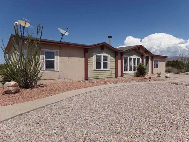 82 Mira Vista Lp, Alamogordo, NM 88310 (MLS #161310) :: Assist-2-Sell Buyers and Sellers Preferred Realty