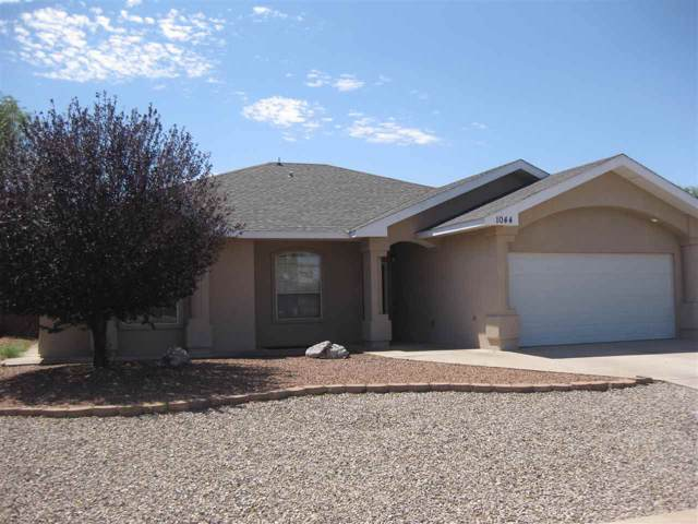 1044 San Miguel St, Alamogordo, NM 88310 (MLS #161345) :: Assist-2-Sell Buyers and Sellers Preferred Realty