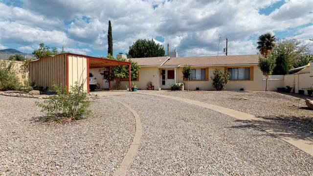 1504 Wilson Av, Alamogordo, NM 88310 (MLS #161347) :: Assist-2-Sell Buyers and Sellers Preferred Realty