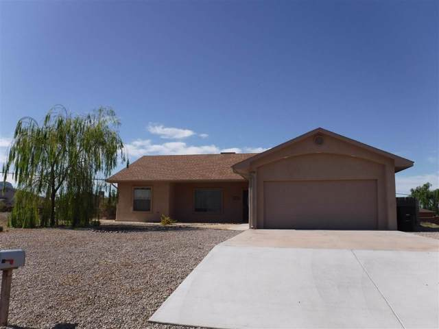 1210 Ocotillo Dr, Alamogordo, NM 88310 (MLS #161380) :: Assist-2-Sell Buyers and Sellers Preferred Realty