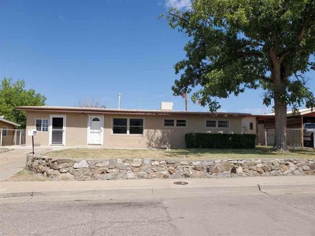 2401 Telles Av, Alamogordo, NM 88310 (MLS #161395) :: Assist-2-Sell Buyers and Sellers Preferred Realty