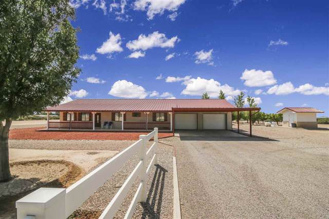 40 Dulce Dr, Alamogordo, NM 88310 (MLS #161404) :: Assist-2-Sell Buyers and Sellers Preferred Realty